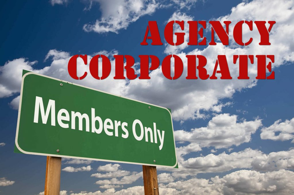 Corporate or Agency Member's Only PDF Download