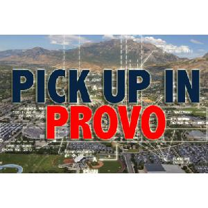 Pick Up in Provo