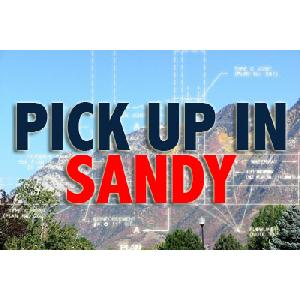 Pick Up in Sandy